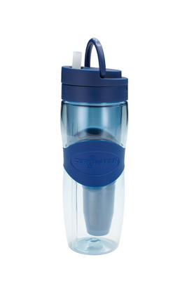 ZeroWater 30-oz. water filtration bottle.  (PRNewsFoto/Zero Technologies, LLC)