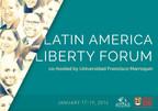 Economic heavy hitters in Guatemala for Latin America Liberty Forum, Jan. 17-19, 2016, at Universidad Francisco Marroquin.