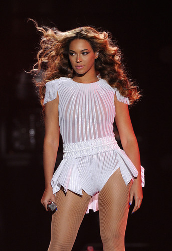 THE 'MRS. CARTER SHOW WORLD TOUR' Starring BEYONCE
