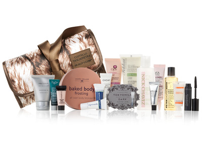 Costello Tagliapietra Vamp Cosmetic Bag.  (PRNewsFoto/Beauty.com)