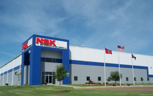 NSK Adds 111 New Jobs on Strength of Advanced Electronic Power Steering System.  (PRNewsFoto/NSK Steering ...