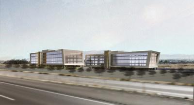 Vivint Solar corporate headquarters design
