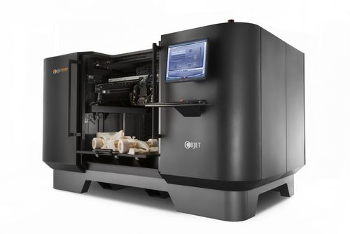 Objet Launches Objet1000 at Euromold - World's Most Effective Large Format 3D Printer for