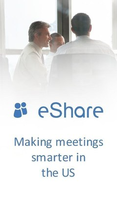 eShare - UK tech making meetings smarter in the US