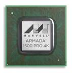 ARMADA 1500 PRO 4K (PRNewsFoto/Marvell)