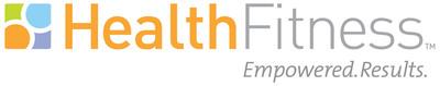 HealthFitness logo. (PRNewsFoto/HealthFitness Corp.)