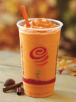 Jamba Juice Celebrates Autumn With The Return Of The Popular Pumpkin Smash Smoothie