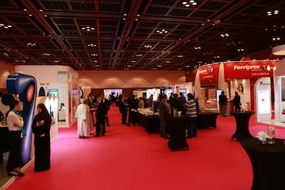 Emirates Hematology Society Hosts in Abu Dhabi the Largest Gathering of Thalassemia Experts in the Arab World at PATH 2015 (PRNewsFoto/Emirates Hematology Society)
