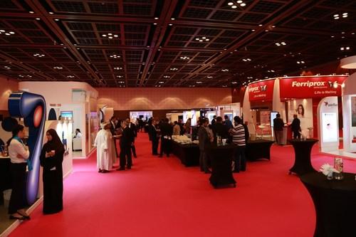 Emirates Hematology Society Hosts in Abu Dhabi the Largest Gathering of Thalassemia Experts in the Arab World at PATH 2015 (PRNewsFoto/Emirates Hematology Society) (PRNewsFoto/Emirates Hematology Society)