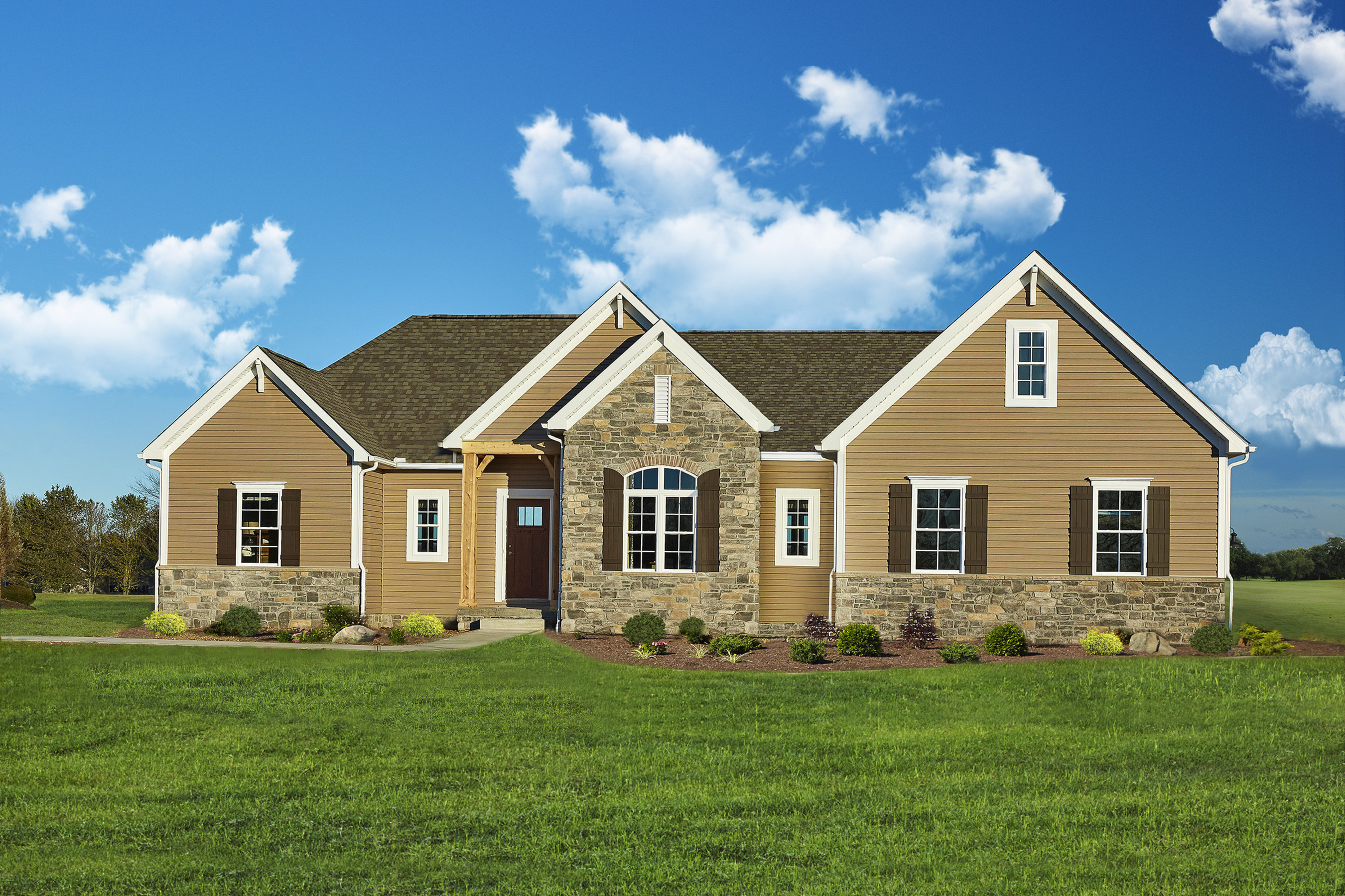 Custom Home Builder Schumacher Homes Opens Exciting New Model Home in Circleville, Ohio
