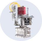 FM Firesafe Thermal Shut-Off Valves.  (PRNewsFoto/Assured Automation)