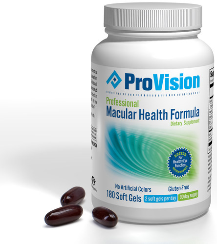 ProVision is an AREDS 2 ocular nutritional formula from Vitamin Science, Inc., a trusted leader in eye ...