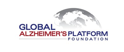 Global Alzheimer's Platform logo (PRNewsFoto/Global Alzheimer's Platform Fou)