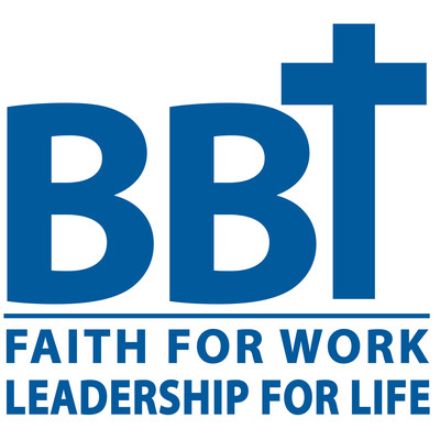 BBT (Biblical Business Training), a nonprofit which helps people apply Biblical principles at work. Learn more at https://b-b-t.org/.
