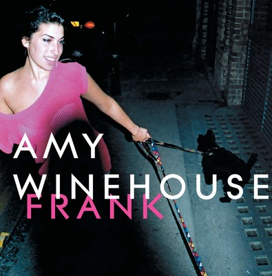 "Amy Winehouse's First Album ""Frank"" Remastered And Available On Vinyl On February 12"