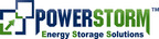 Powerstorm Capital Corp. Logo.  (PRNewsFoto/Powerstorm Capital Corp.)