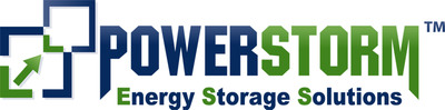Powerstorm ESS logo. (PRNewsFoto/Powerstorm Capital Corp.)