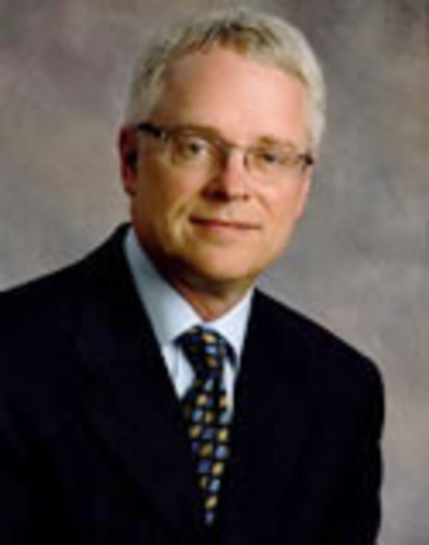 David Williams, MD, MBA; Past President of the American Society of Retina Specialists.  (PRNewsFoto/Covalent Medical, LLC)