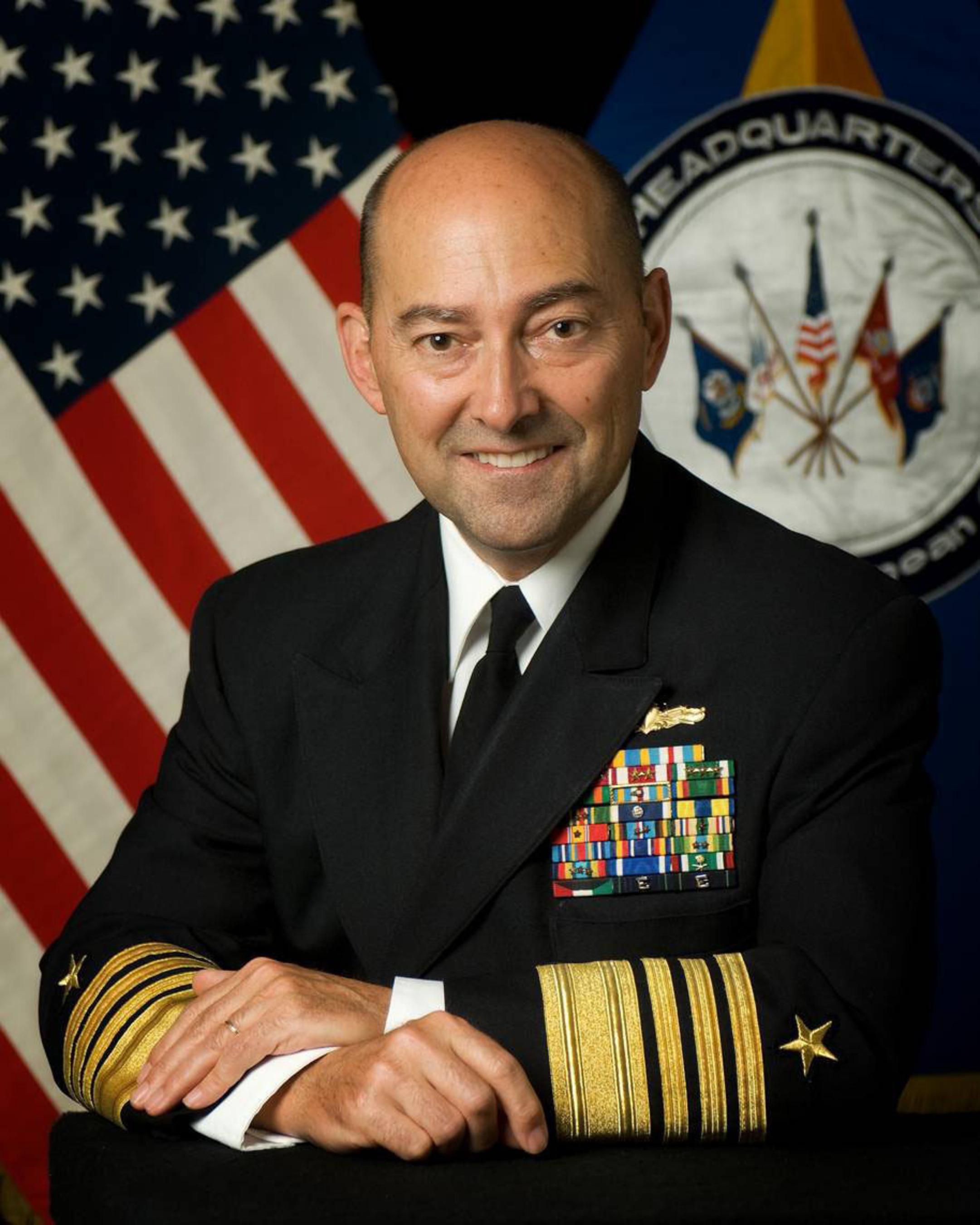 Former NATO Supreme Commander Adm. James Stavridis, USN (Ret.) Joins Thinklogical Defense and Intelligence Advisory Board. (PRNewsFoto/Thinklogical LLC)