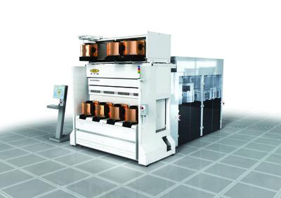 EV Group Launches XTFrame-Configured EVG850TB/DB for 3D IC/TSV High-volume Manufacturing.  (PRNewsFoto/EV Group)