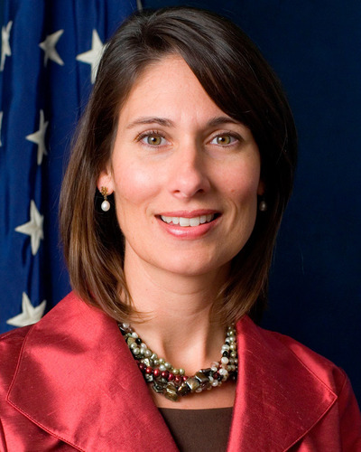 Deborah A. P. Hersman.  (PRNewsFoto/National Safety Council)