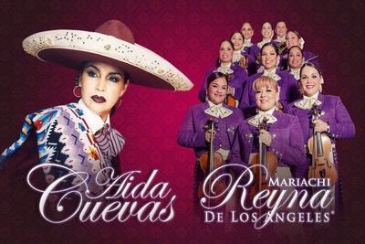 Latin Grammy Award Winner Aida Cuevas and Grammy Nominated Mariachi Reyna de Los Angeles Headline Benefit Concert for Mariachi Heritage Foundation
