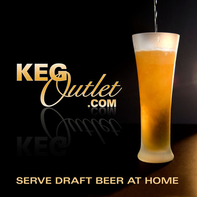 Serve Draft Beer at Home. Keg Outlet provides beer lovers a number of ways to instal a draft beer system at home. From kegerators to a completely custom setup that will convert an existing fridge, your draft beer needs will be met at KegOutlet.com.  (PRNewsFoto/Keg Outlet)