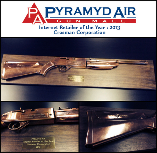 Pyramyd Air Awarded 2013 Internet Retailer of the Year by