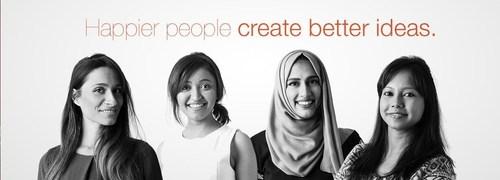 "Tonic's secret to creativity is ""happier people create better ideas"" (PRNewsFoto/Tonic International) (PRNewsFoto/Tonic International)"