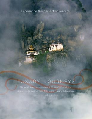 Luxury Link offers customizable luxury adventure tours from AdventureLink