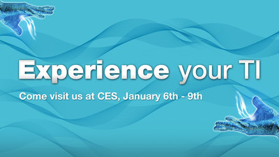 TI creates the unexpected in auto, smart home and wearable technologies at CES 2015