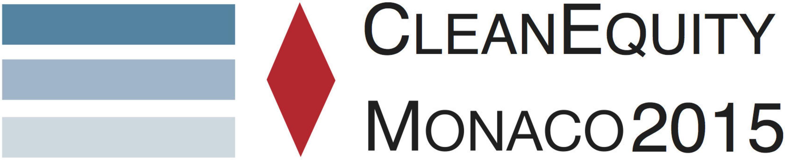 CleanEquity Monaco 2015 (PRNewsFoto/CleanEquity Monaco)