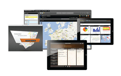 Instaview, Pentaho's big data analytics application, dramatically reduces the time required for data analysts and scientists to discover, visualize and explore large volumes of diverse data. www.pentahobigdata.com.  (PRNewsFoto/Pentaho Corporation)