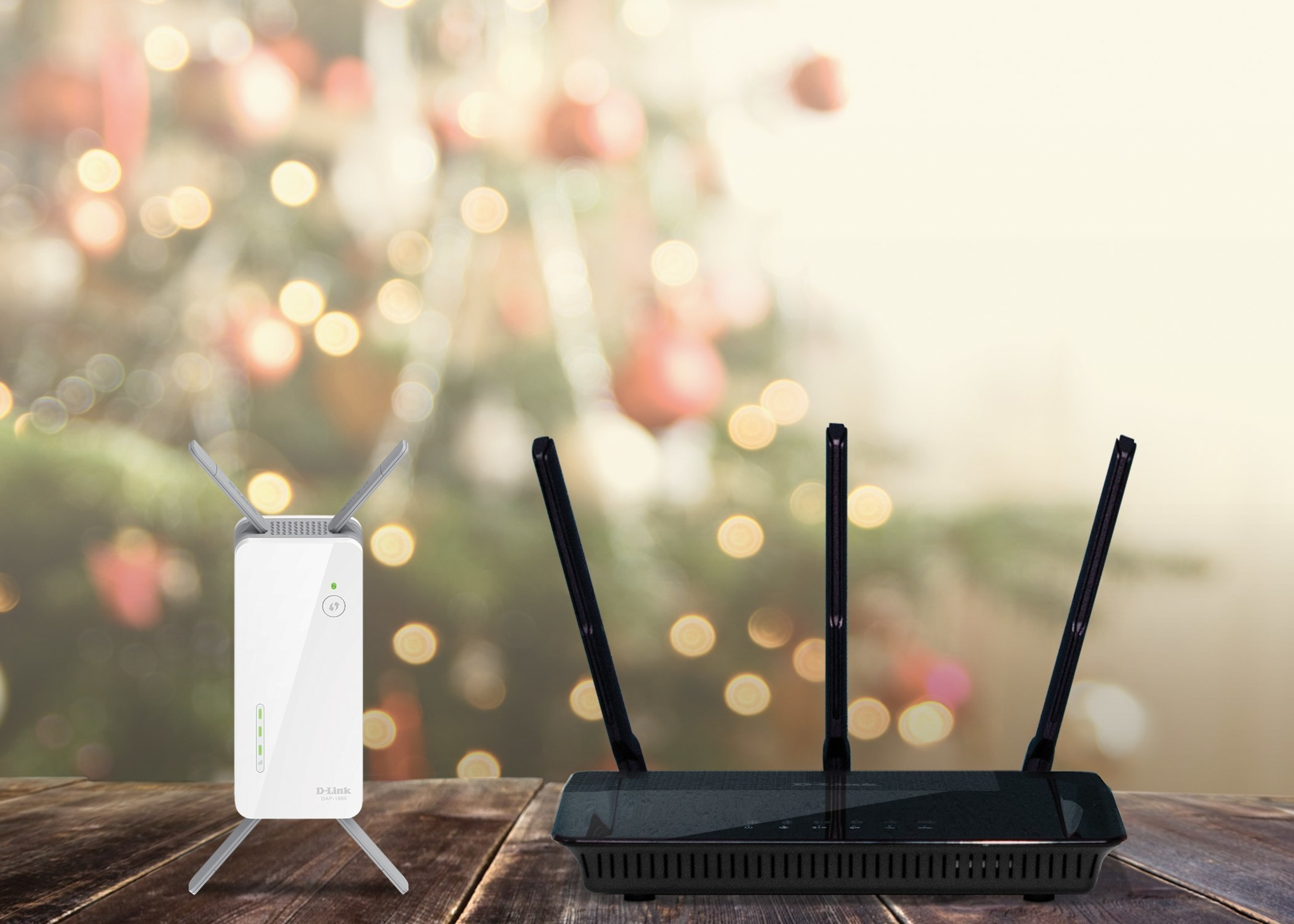 D-Link is gifting tech tips and home networking gear to ensure Wi-Fi performance is up to speed during the holidays and through the new year.