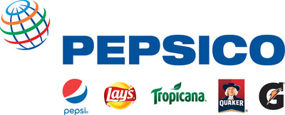 PepsiCo logo.