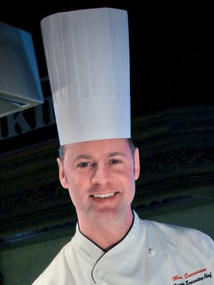 Marc Suennemann has been named Executive Chef of the Sheraton Atlanta Hotel.  (PRNewsFoto/Sheraton Atlanta Hotel)