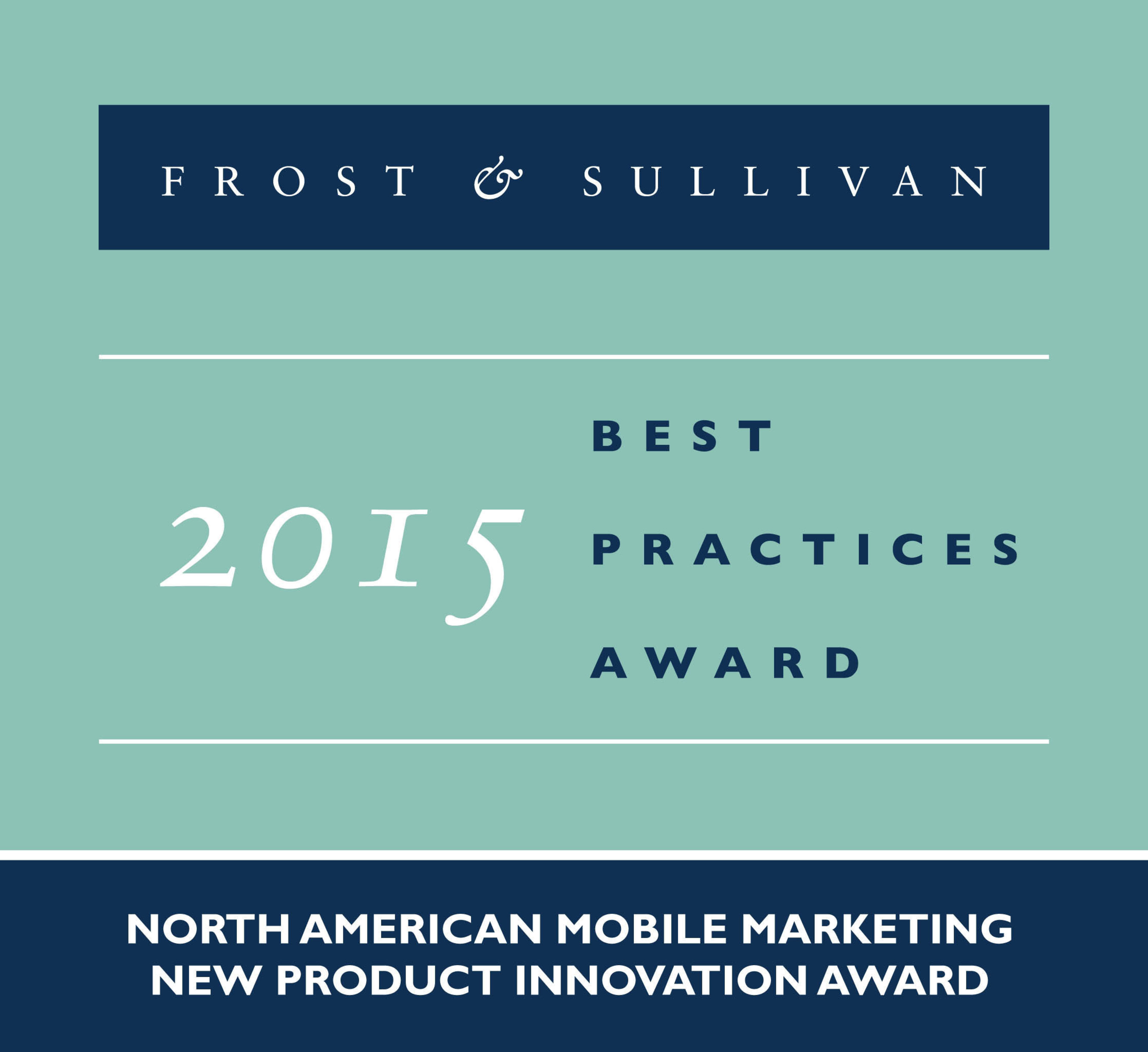 Frost & Sullivan Recognizes KeyPoint Technologies' Game-Changing Mobile Marketing Solution, the