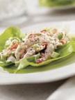 Waldorf Chicken Salad in Lettuce Cups