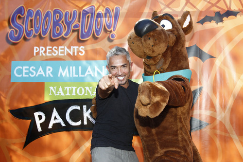 Warner Bros. Consumer Products and Scooby-Doo Partner With Dog Whisperer Cesar Millan for First