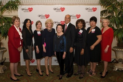 2015 WomenHeart Wenger Award Recipients