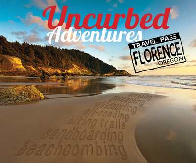 Create your own Uncurbed Adventures in Florence, Oregon! (PRNewsFoto/Florence Chamber)