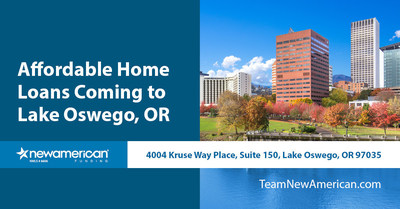 New American Funding Launches In Oregon, Offering Affordable Home Loans