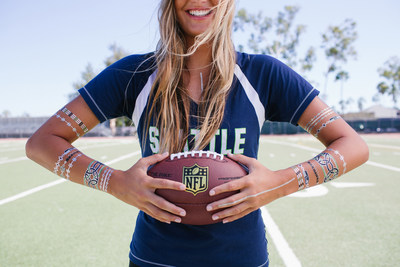 Lulu DK x NFL Collection