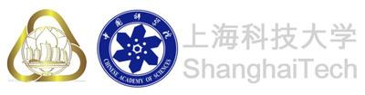 ShanghaiTech Logo.  (PRNewsFoto/ShanghaiTech)