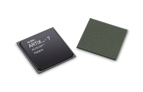 Xilinx Ships First Artix-7 FPGAs - Raising the Performance Bar for Portable and Small Form Factor