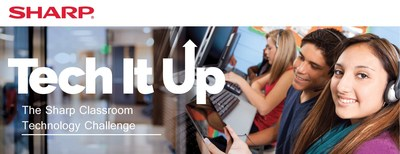 Sharp awards more than $100,000 worth of classroom technology to K-12 Schools across the United States