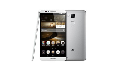 Huawei Ascend Mate7 (PRNewsFoto/Huawei Consumer Business Group)
