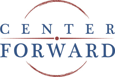 Center Forward brings together members of Congress, not-for profits, academic experts, trade associations, corporations and unions to find common ground. (PRNewsFoto/Center Forward)