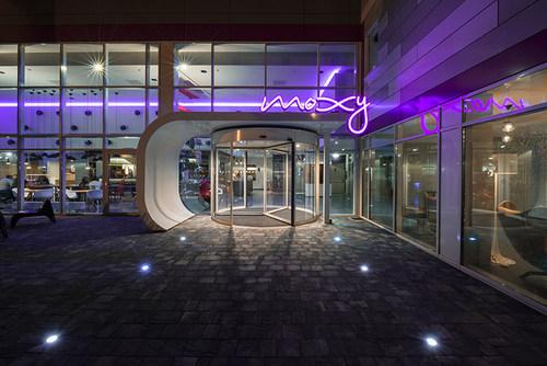 Moxy Hotels Debuts in Milan, Italy (PRNewsFoto/Marriott International, Inc.)