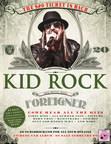 KID ROCK ANNOUNCES SUMMER TOUR